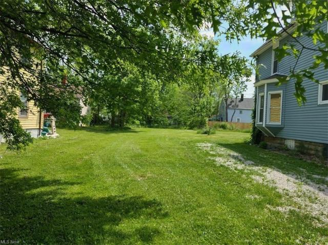 Yard featured at 521 W 23rd St, Lorain, OH 44052
