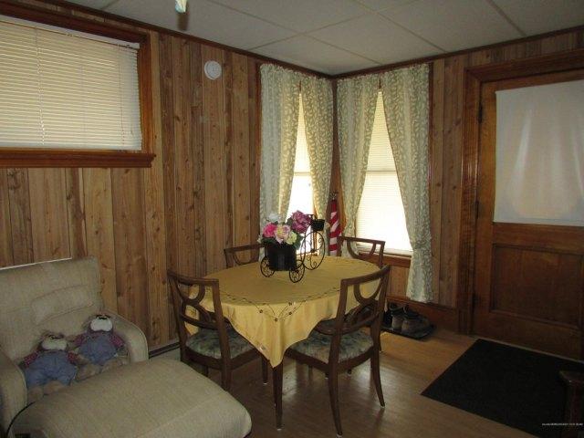 Dining room featured at 14 Kelleran St, Houlton, ME 04730