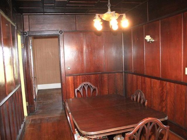 Dining room featured at 219 Carver St N, Warren, PA 16365