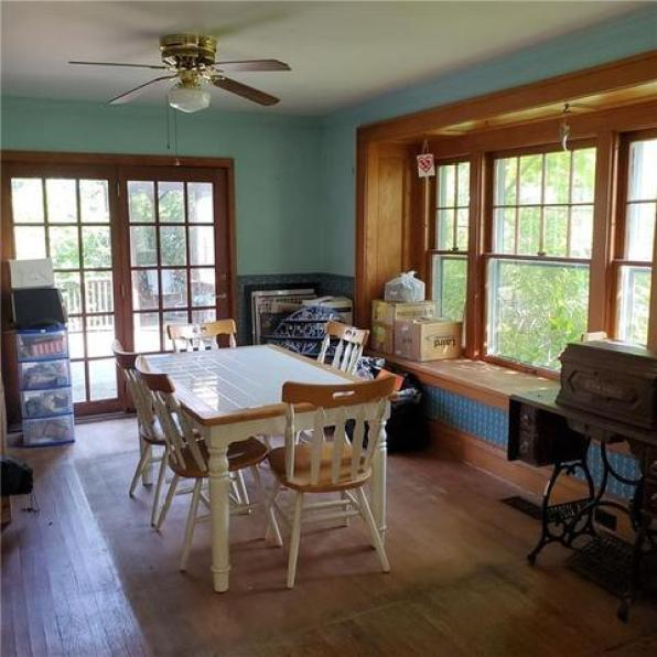 Dining room featured at 11993 Butler St, Wolcott, NY 14590