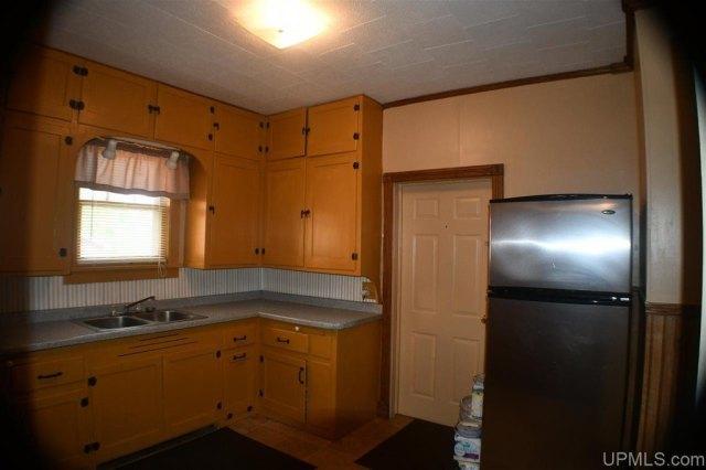 Kitchen featured at 3545 County Road AAJ Unit 65, Champion, MI 49814