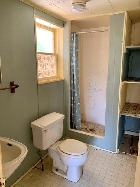 Bathroom featured at 1008 and 1100 Gibson St, Ozark, AR 72949