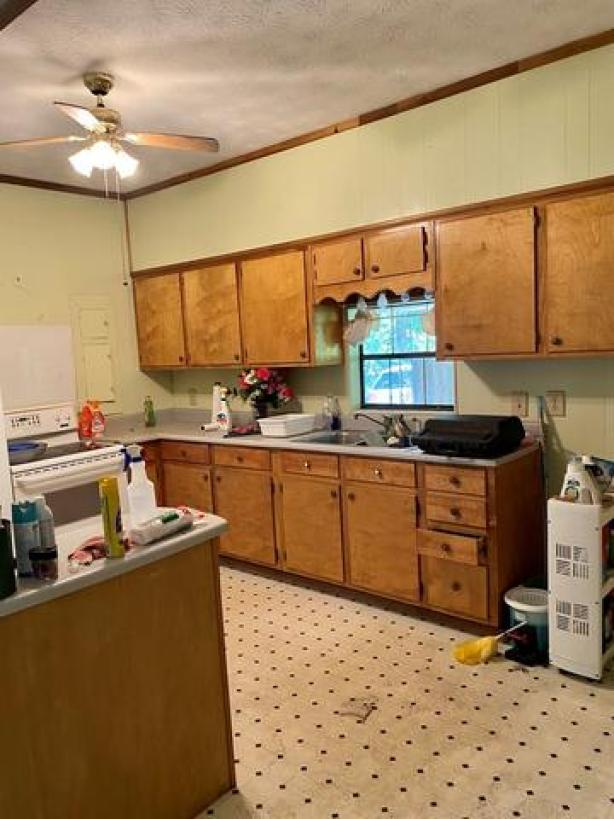 Kitchen featured at 407 W Central Ave, Fitzgerald, GA 31750
