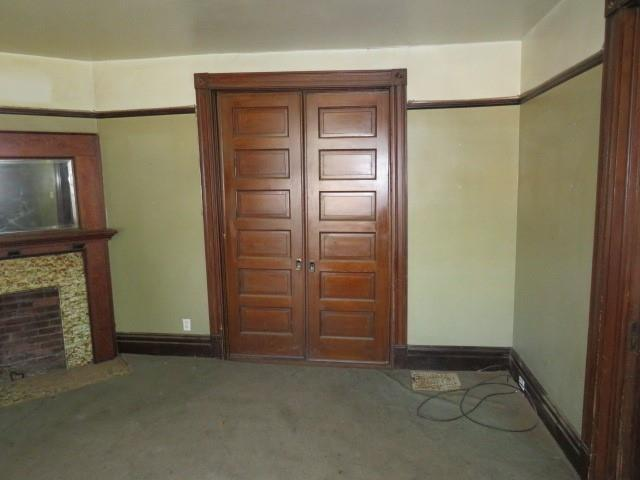 Bedroom featured at 311 Longfellow St, Vandergrift, PA 15690