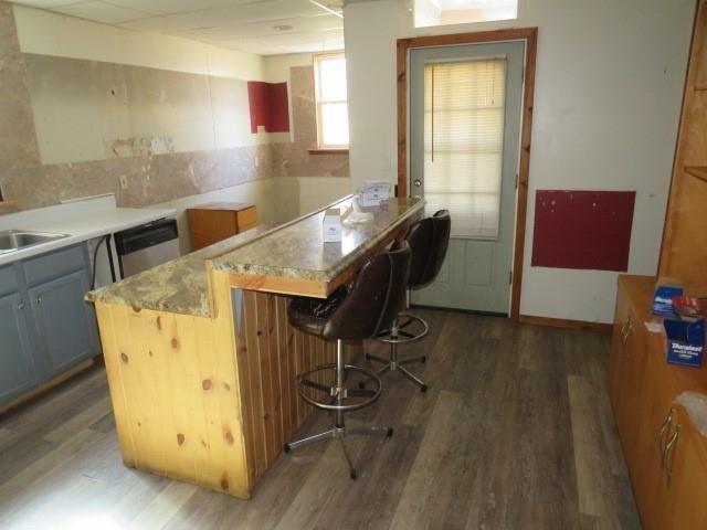 Kitchen featured at 311 Longfellow St, Vandergrift, PA 15690