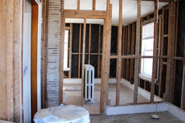 Porch featured at 23 Wilder St, Washburn, ME 04786