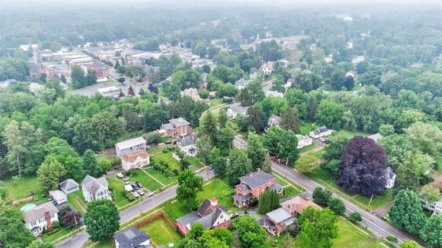 Road view featured at 11917 W Main St, Wolcott, NY 14590
