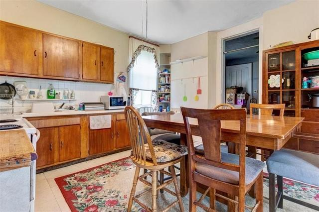 Dining room featured at 11917 W Main St, Wolcott, NY 14590