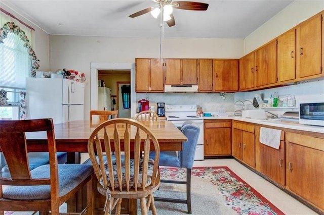 Kitchen featured at 11917 W Main St, Wolcott, NY 14590