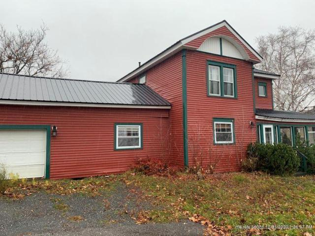 Farm land featured at 15 High St, Limestone, ME 04750