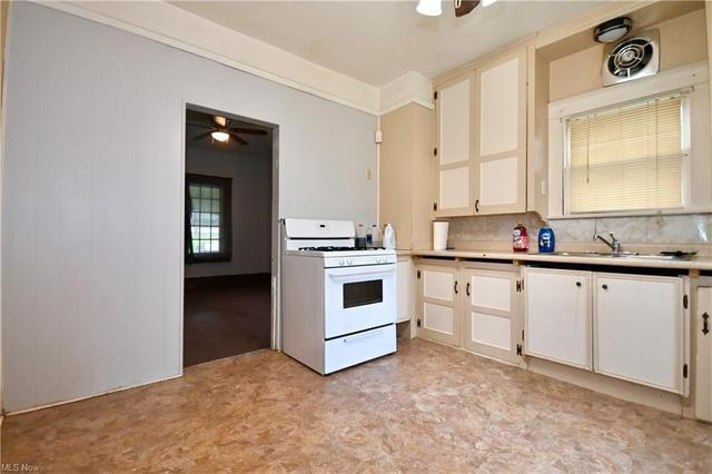 Kitchen featured at 316 E Lucius Ave, Youngstown, OH 44507