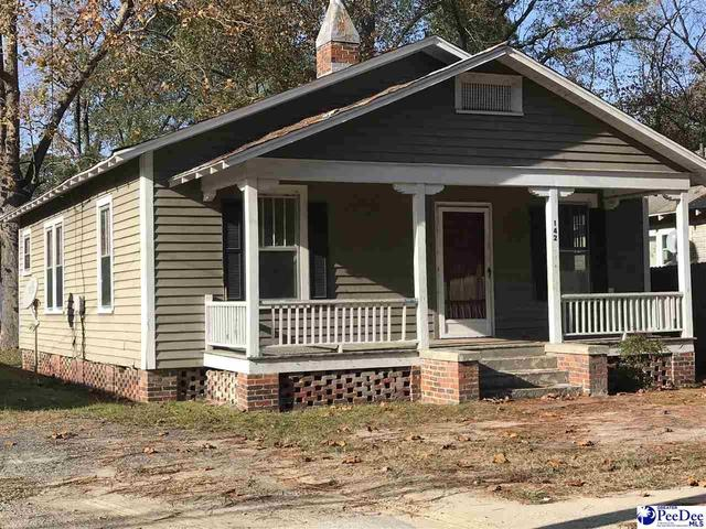 Porch featured at 142 Williamsburg Ave, Lake City, SC 29560