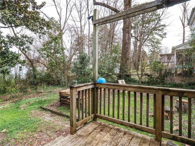 Porch featured at 2624 W Court St, Greensboro, NC 27407