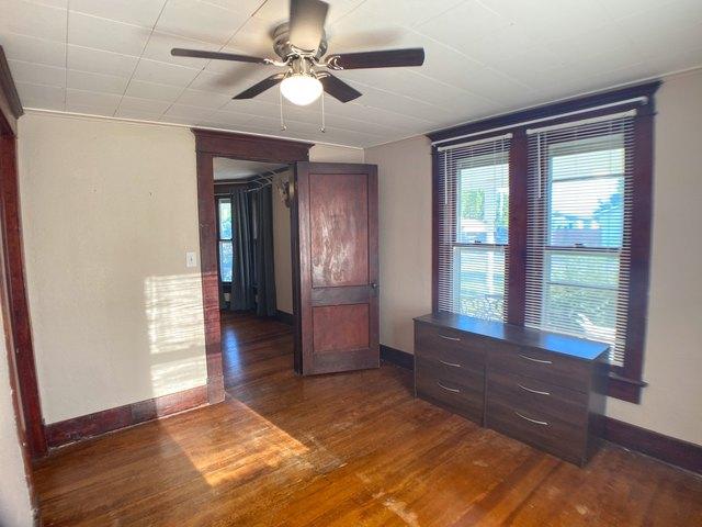Bedroom featured at 509 W Church St, Logan, KS 67646