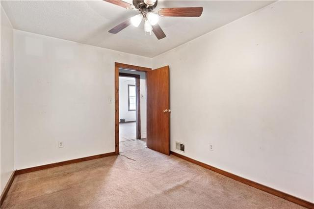 Bedroom featured at 438 Airbrake Ave, Wilmerding, PA 15148
