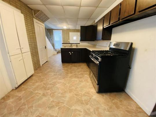 Kitchen featured at 611 Crawford St, Clay Center, KS 67432