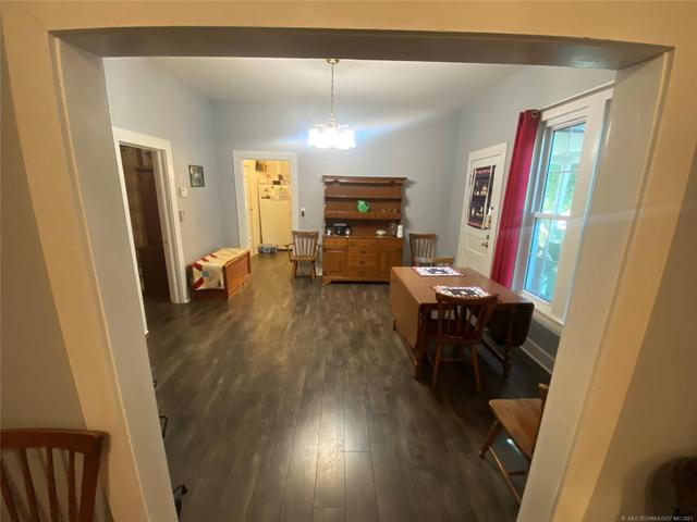 Property featured at 111 S Rosehill Ave, Cleveland, OK 74020