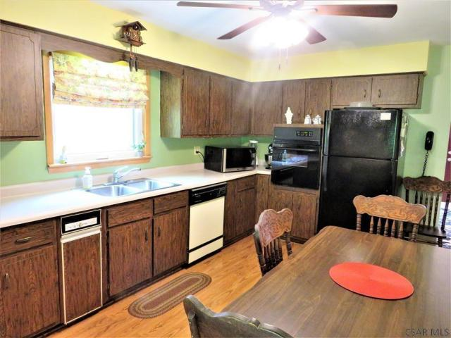 Kitchen featured at 409 Yeoman St, Johnstown, PA 15906