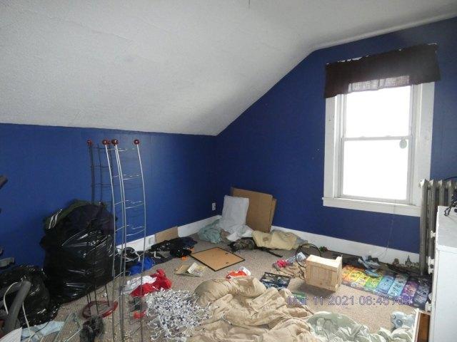 Bedroom featured at 222 School St, Bennington, VT 05201