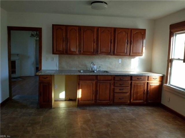 Kitchen featured at 513 Main St W, Waverly, VA 23890