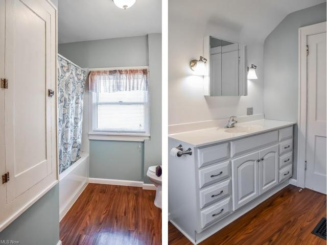 Bathroom featured at 921 Greenfield Ave SW, Canton, OH 44706
