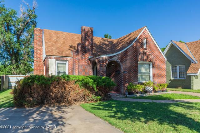 Property featured at 1119 Mary Ellen St, Pampa, TX 79065