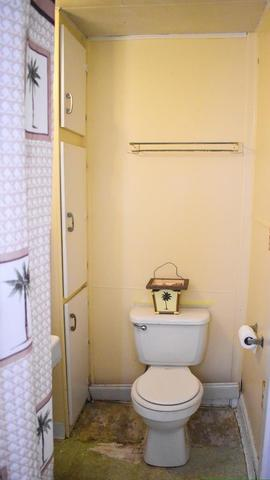 Bathroom featured at 223 Edisto St, Johnston, SC 29832