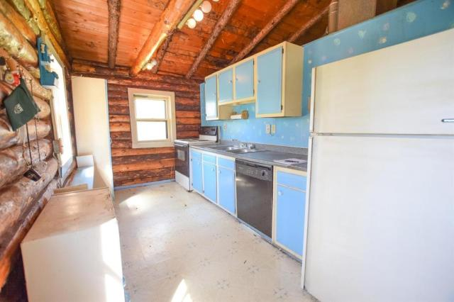 Kitchen featured at 25 Rochester St, Dryden, NY 13053
