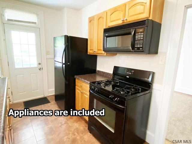 Kitchen featured at 408 Vickroy Ave, Johnstown, PA 15905