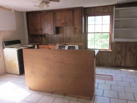Kitchen featured at 8449 Museville Rd, Sandy Level, VA 24161