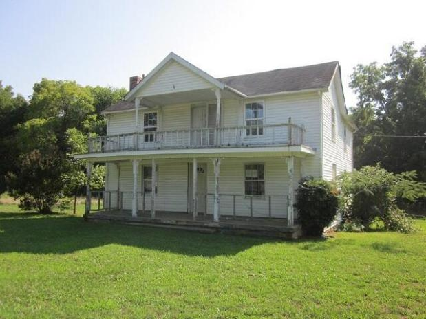 House view featured at 8449 Museville Rd, Sandy Level, VA 24161