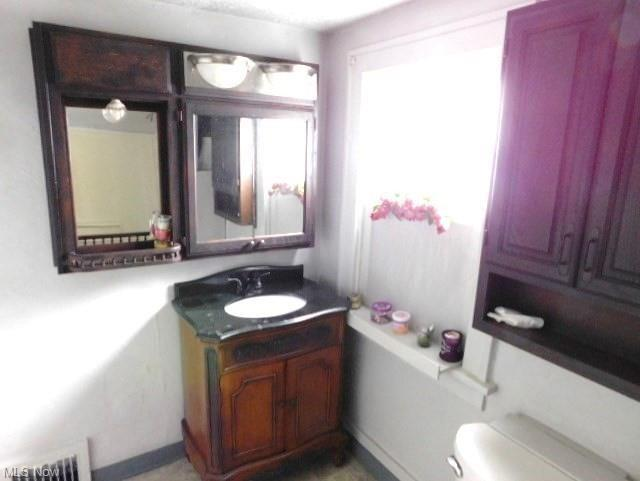 Bathroom featured at 845 Neville St, Follansbee, WV 26037