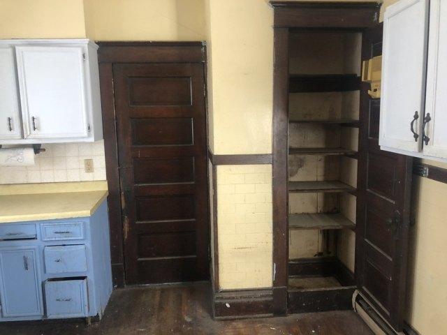 Kitchen featured at 411 W Sheffield St, Saint Anne, IL 60964
