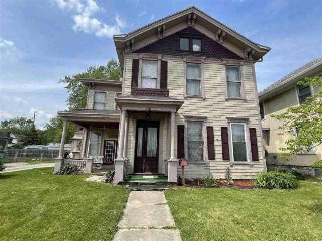 House view featured at 1318 E Broadway, Logansport, IN 46947