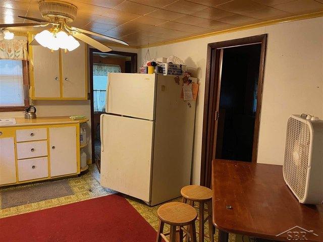 Kitchen featured at 5339 Beals Dr, Prescott, MI 48756