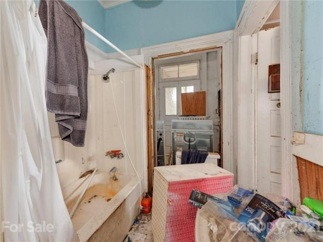 Bathroom featured at 124 Academy St, Chester, SC 29706