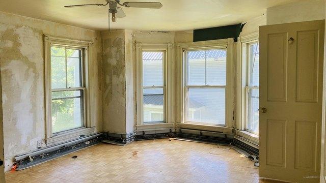Bedroom featured at 299 Essex St, Bangor, ME 04401