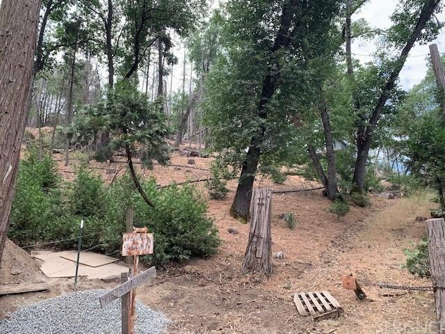 Yard featured at 44875 McClenny Dr, Posey, CA 93260