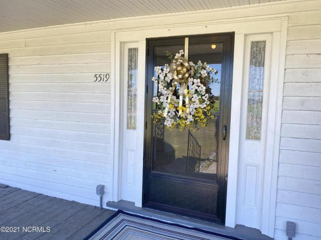 Porch featured at 5519 Kings Crossroads Rd, Fountain, NC 27829