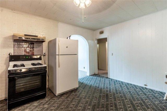 Kitchen featured at 709 S Washington St, Du Quoin, IL 62832