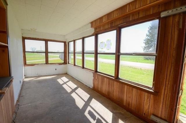 Porch featured at 3874 County Road P, Wisconsin Dells, WI 53965