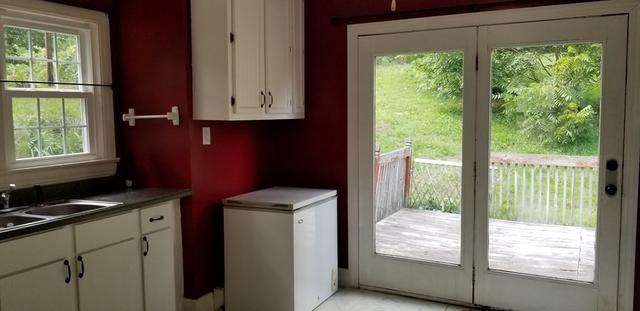 Laundry room featured at 3172 Coal River Rd, Glen Daniel, WV 25844
