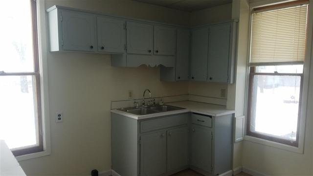 Kitchen featured at 252 Denver St, Waterloo, IA 50701