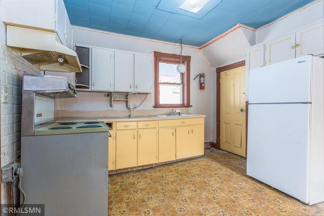 Kitchen featured at 308 S Redwood St, Winthrop, MN 55396