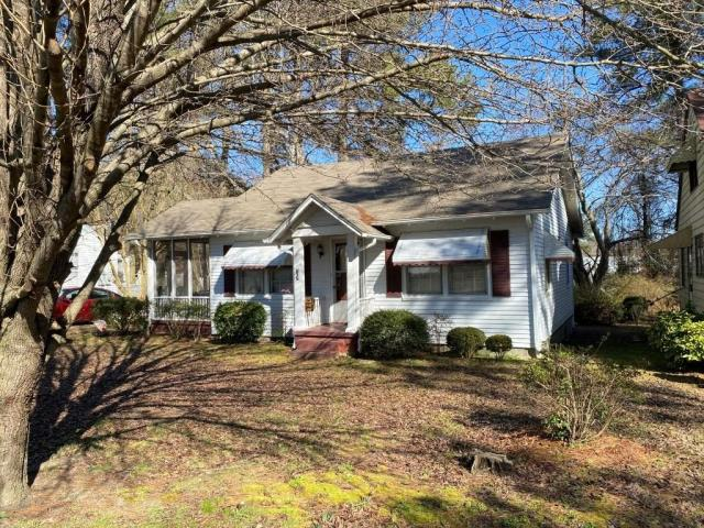 House view featured at 107 Crocker St, Seaboard, NC 27876