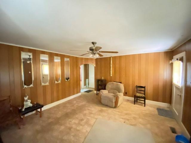 Living room featured at 107 Crocker St, Seaboard, NC 27876