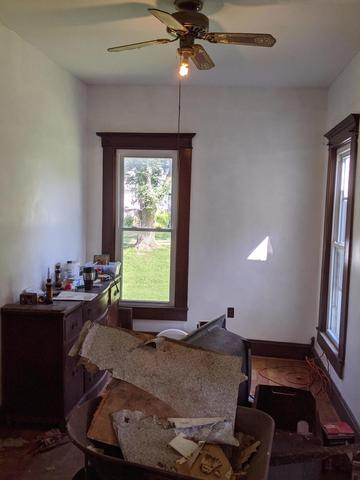 Dining room featured at 229 Main St, Prairie Home, MO 65068