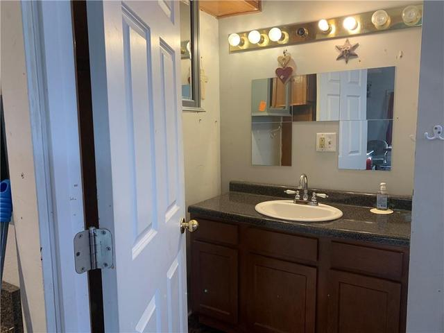 Bathroom featured at 501 N Walnut St, Creston, IA 50801