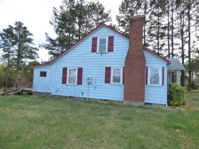 Farm land featured at 8118 James D Hagood Hwy, Scottsburg, VA 24589