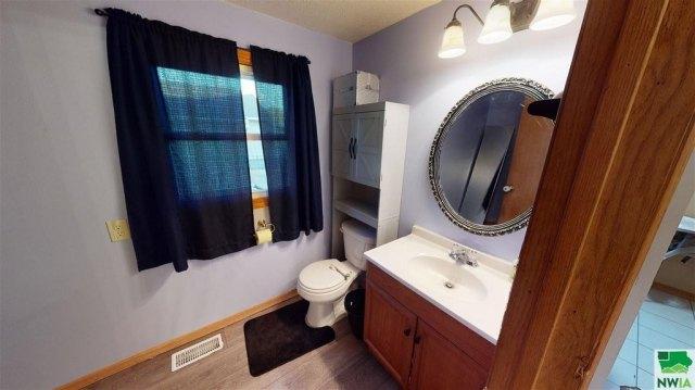 Bathroom featured at 115 E Linn St, Cherokee, IA 51012